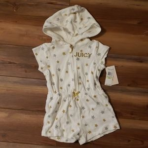 Juicy Couture toddler romper